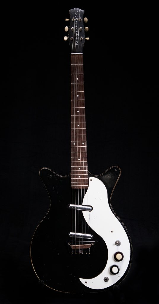 1960 Danelectro 3021 Jimmy Page