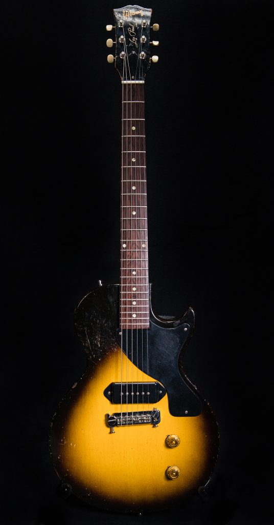 1957 Gibson Les Paul Jr