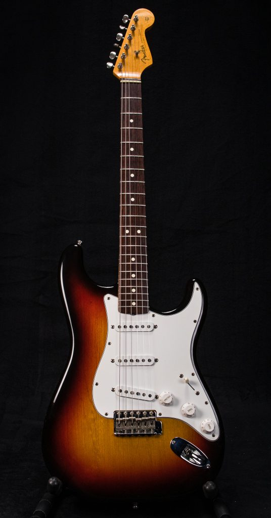 1984 Fender Stratocaster 62 Reissue