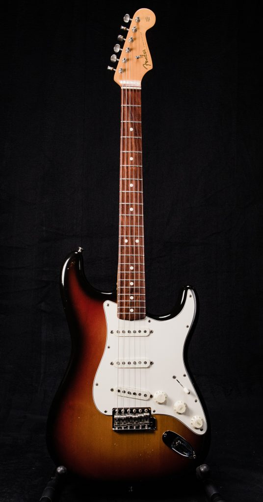 1982 Fender Stratocaster 62 Reissue