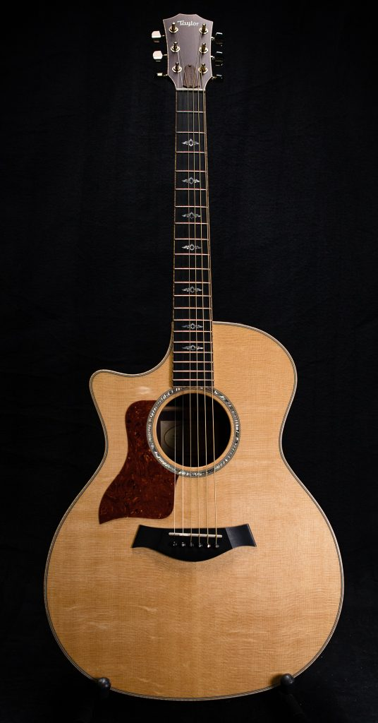 2012 Taylor 814CE Left Handed