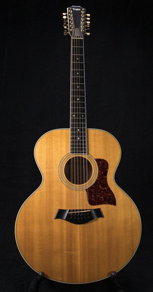 1990 Taylor 655-12 12-String