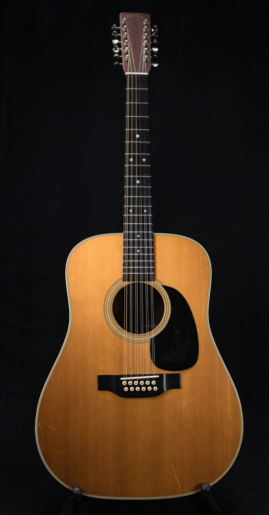 1972 Martin D-12-28 12-String