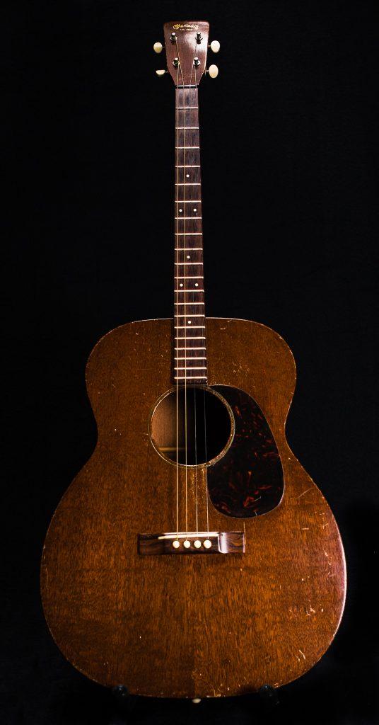 1960 Martin O-15T Tenor Guitar