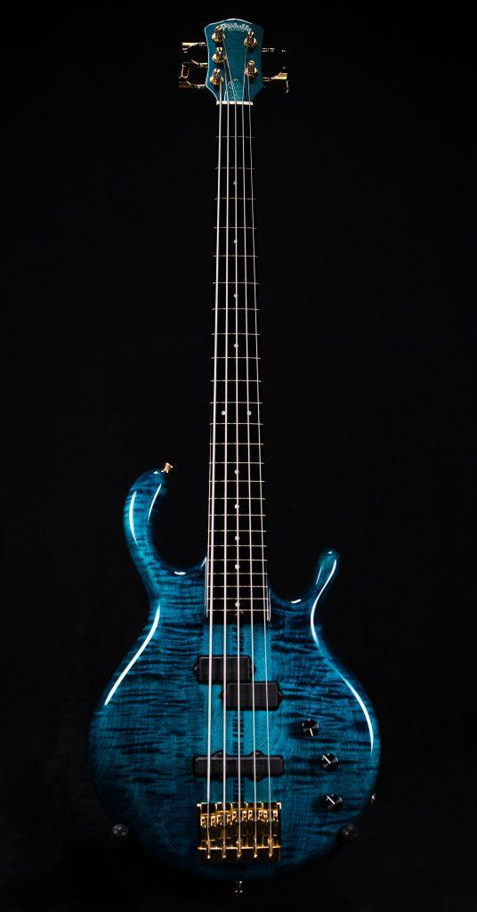 1994 Pedulla Pentabuzz 5-String Bass