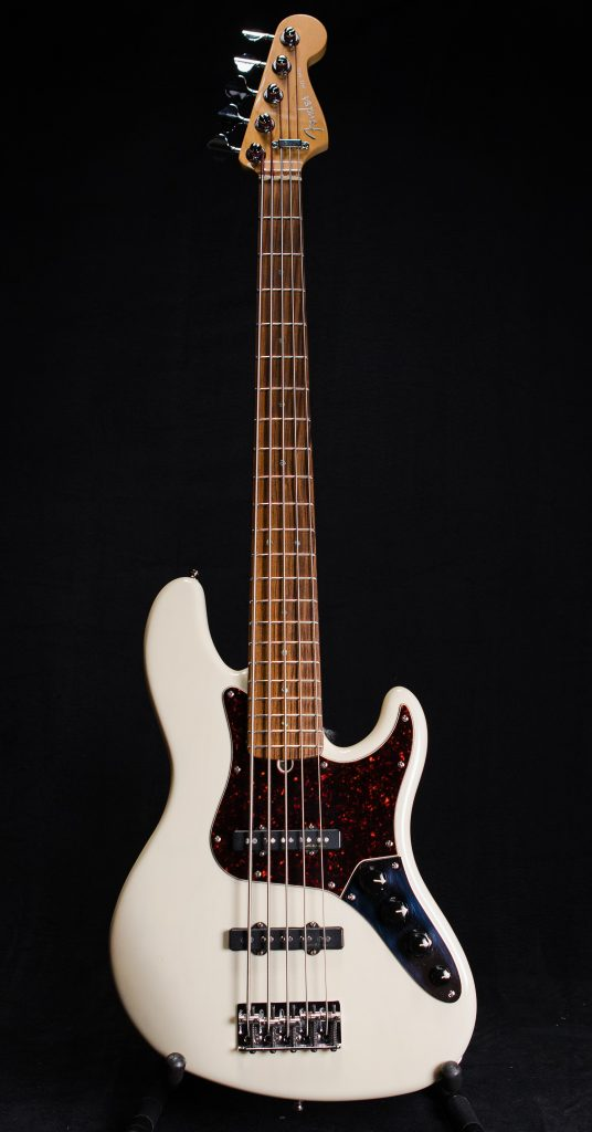 2001 Fender Bass Deluxe 5-String