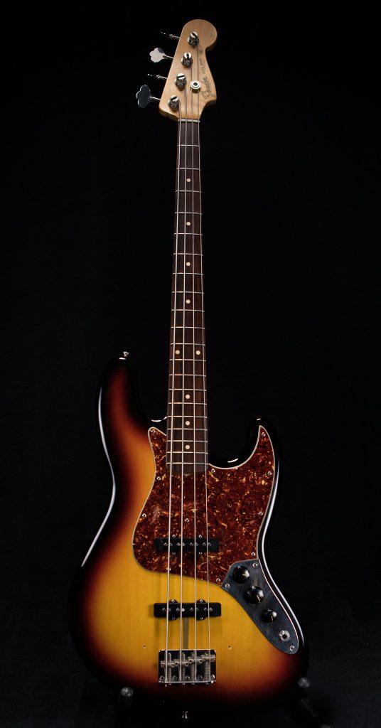 2001 Fender Jazz Bass 64 Reissue