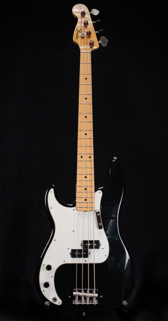 1975 Fender P-Bass Left Handed