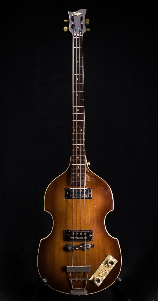 1963 Hofner Beatle Bass