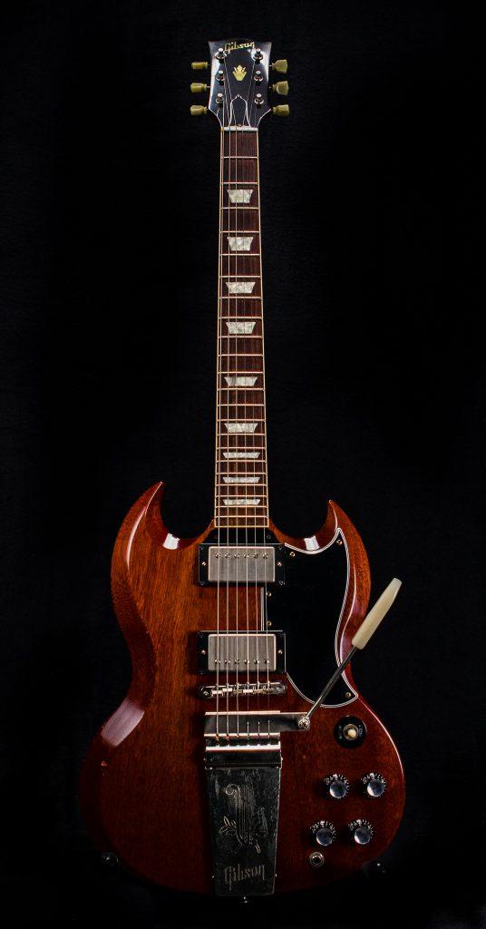 2002 Gibson SG/Les Paul 61 Reissue