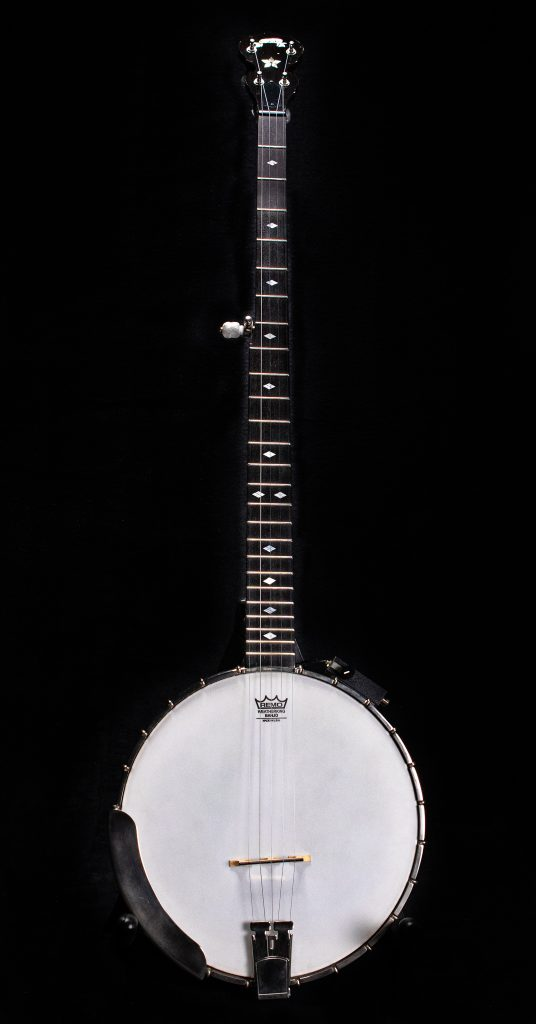 1997 Deering Black Diamond 5-String Banjo