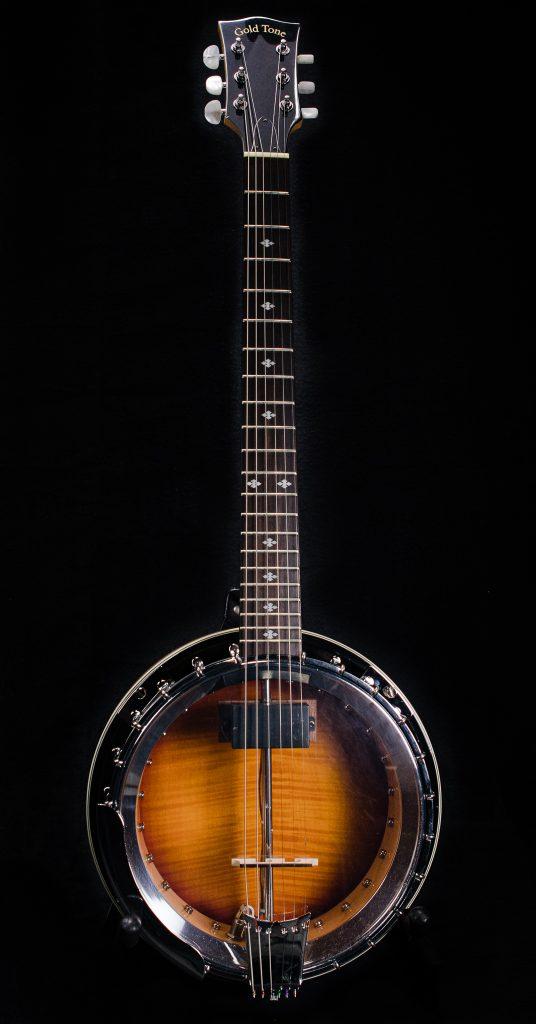 2001 Gold Tone GT750 Banjitar