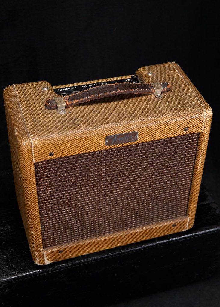 1960 Fender Champ Model 5F1