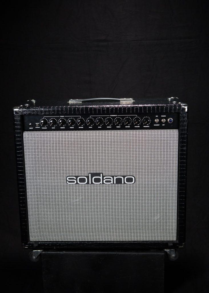 2002 Soldano Lucky 13