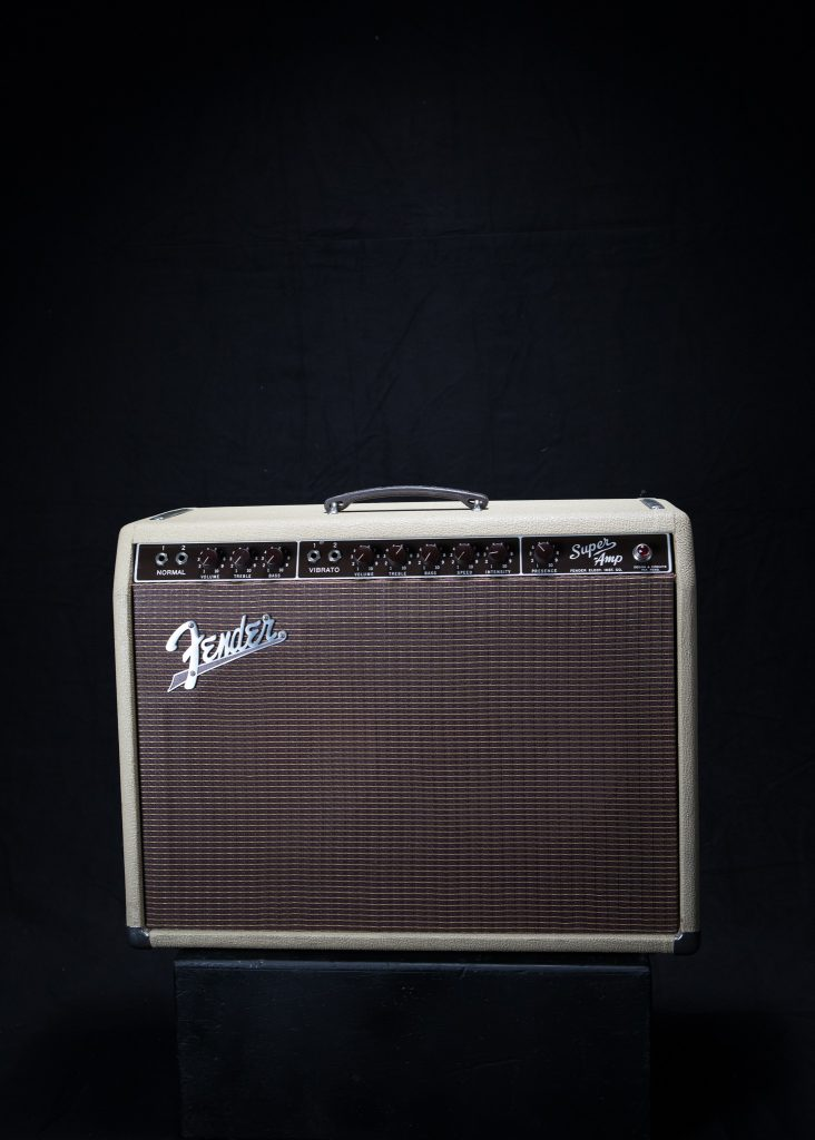1961 Fender Super Amp