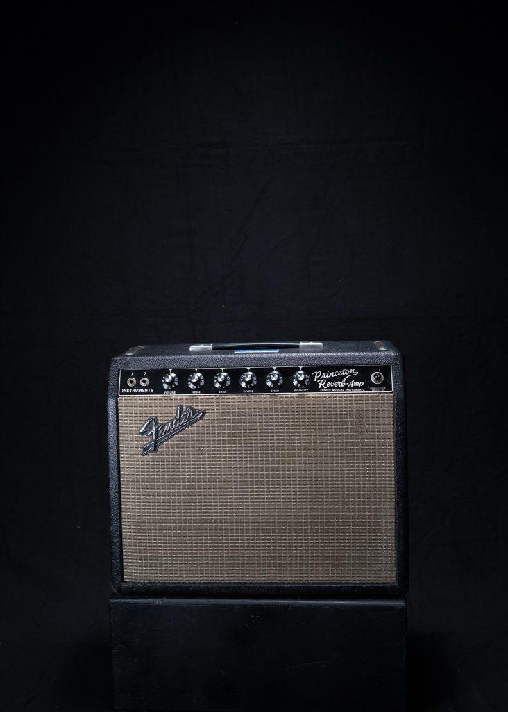 1965 Fender Princeton Reverb