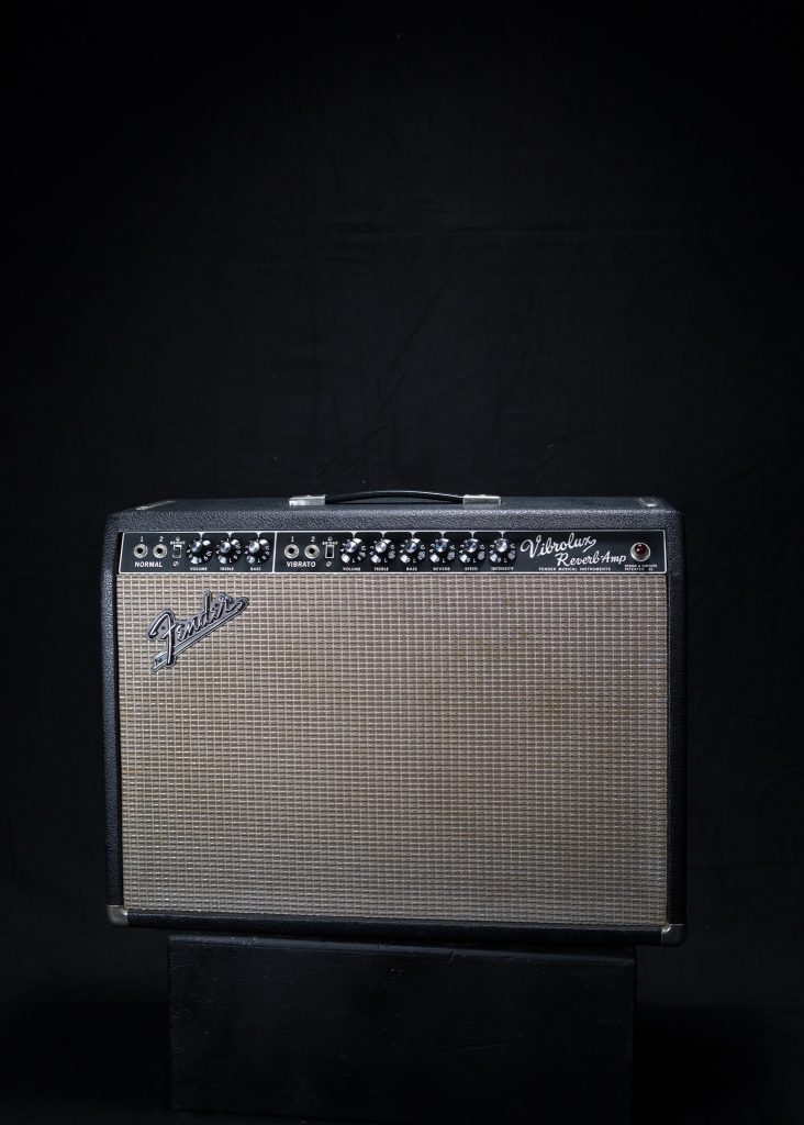 1966 Fender Vibrolux