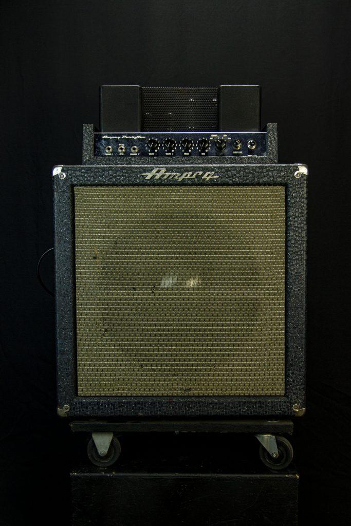 1960 Ampeg B-15