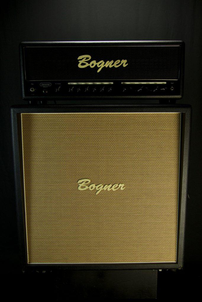 '02 Bogner Uberschall w/ 4x12 Cab