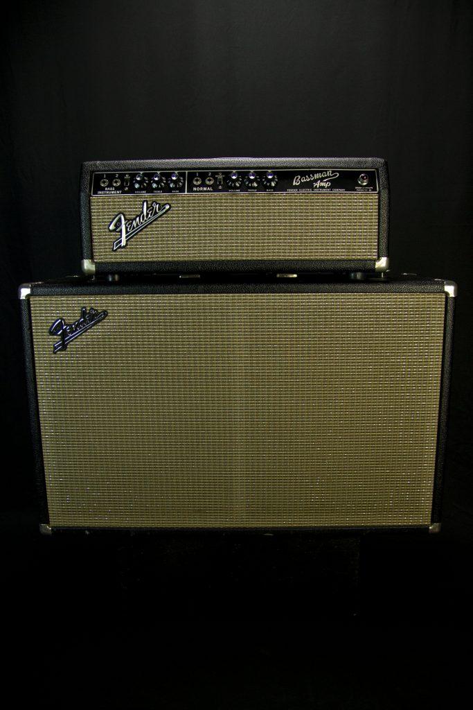 '65 Fender Bassman w/ '65 2x12 Cab