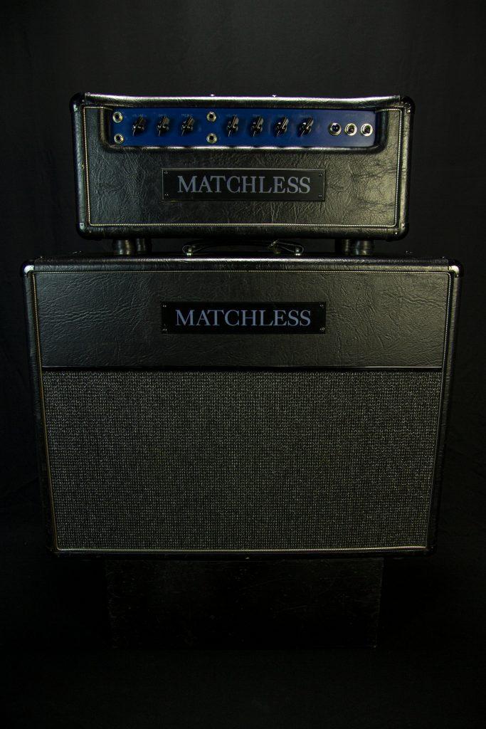 '93 Matchless HC-30 w/ 2x12 Cab