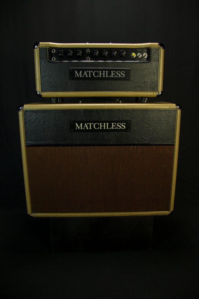 '97 Matchless HC-30 w/ 2x12 Cab