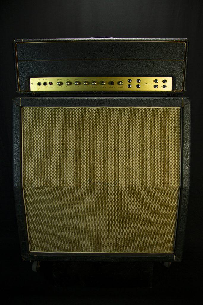 '67 Marshall Super PA w/ '68 Marshall 4x12 Cab