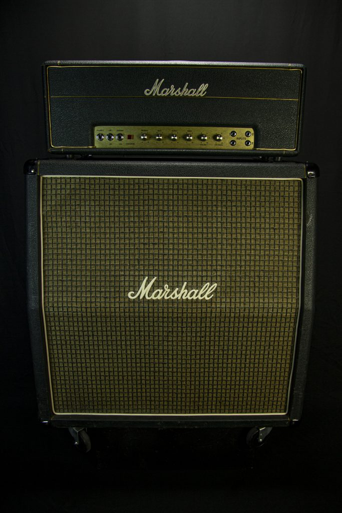 '69 Marshall Top Baby w/ 70's Marshall 4x12 Slant