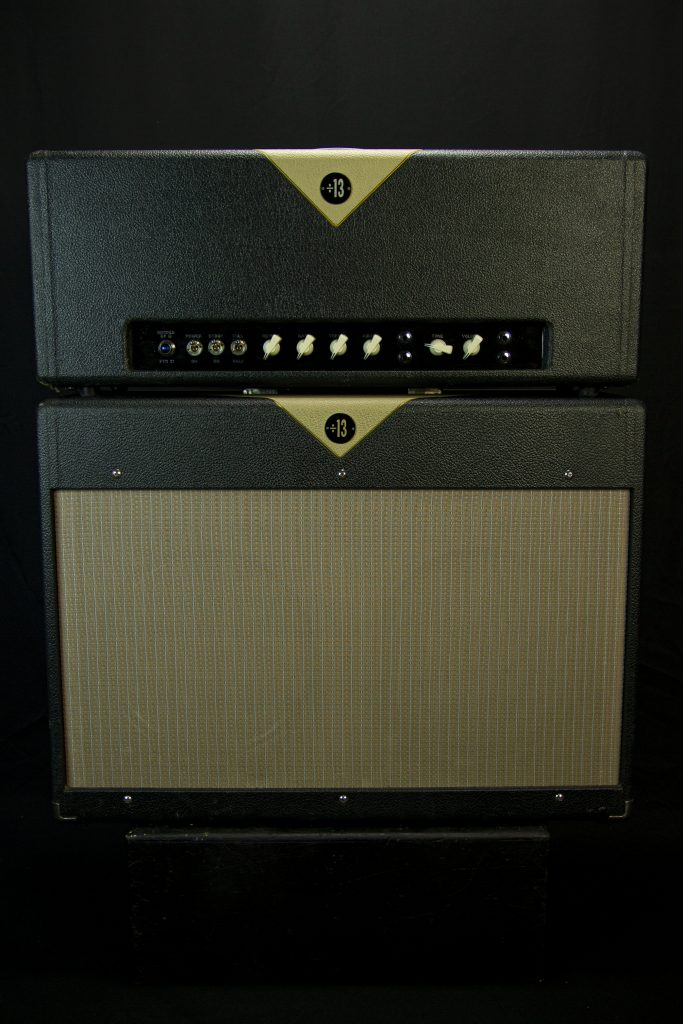 '03 Divided By 13 FTR 37 w/ 2x12 Cab