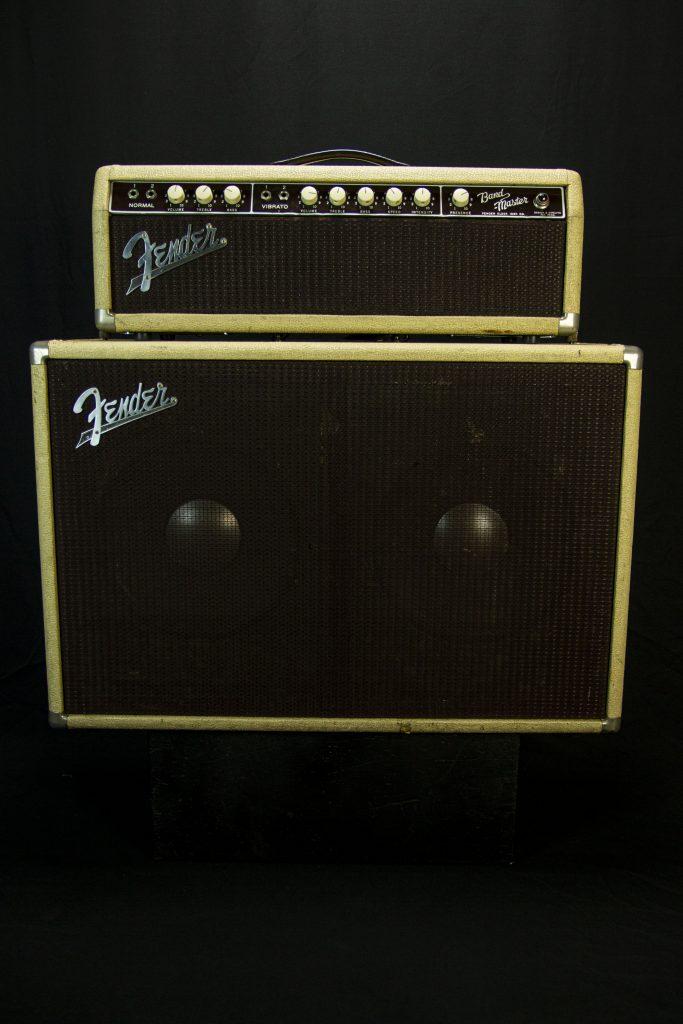 '62 Fender Bandmaster w/ '62 2x12 Cab