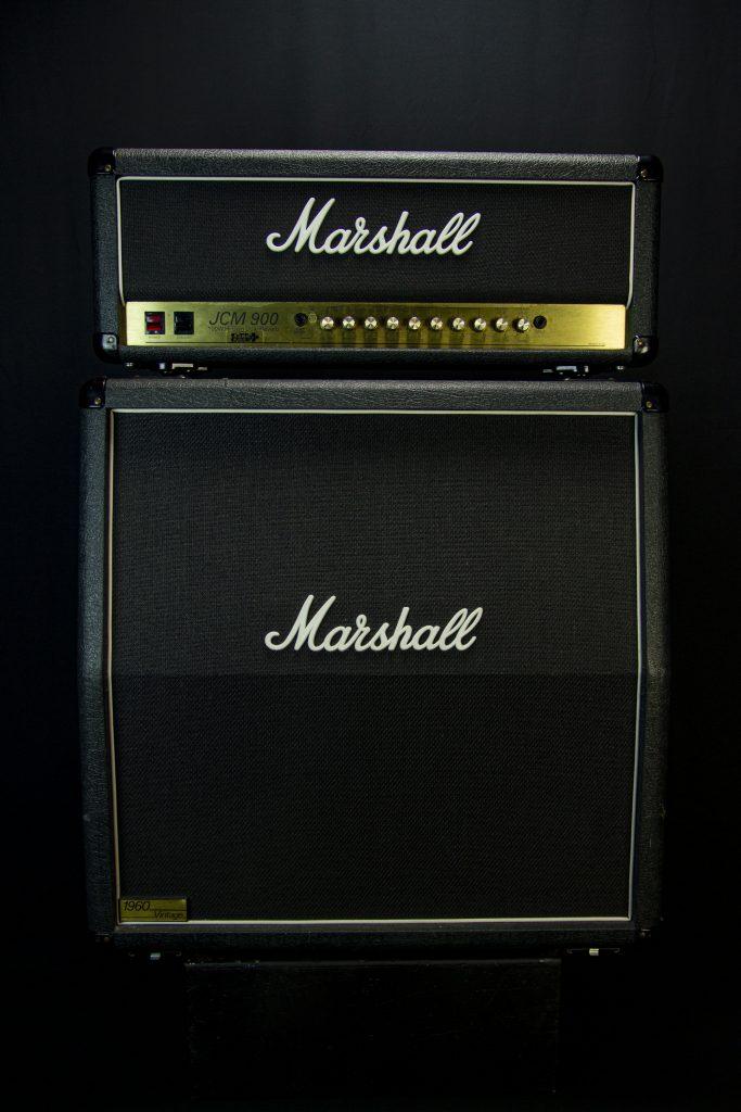 '94 Marshall JCM900 4100 w/ 4x12 Cab
