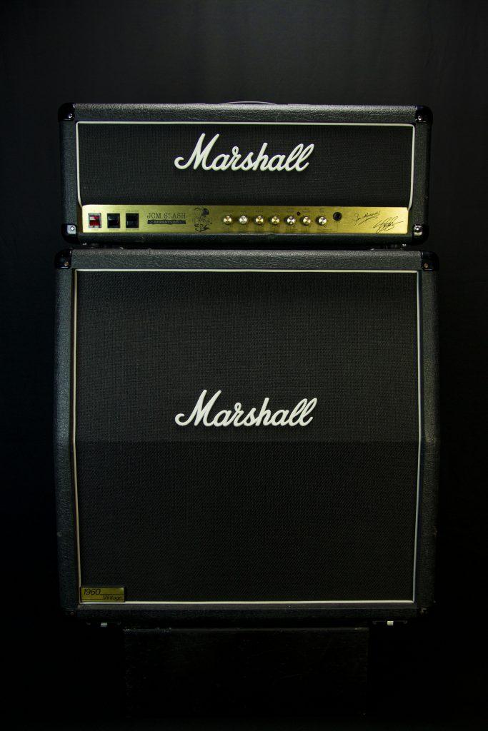 '97 Marshall JCM800 Slash w/ 4x12 Cab