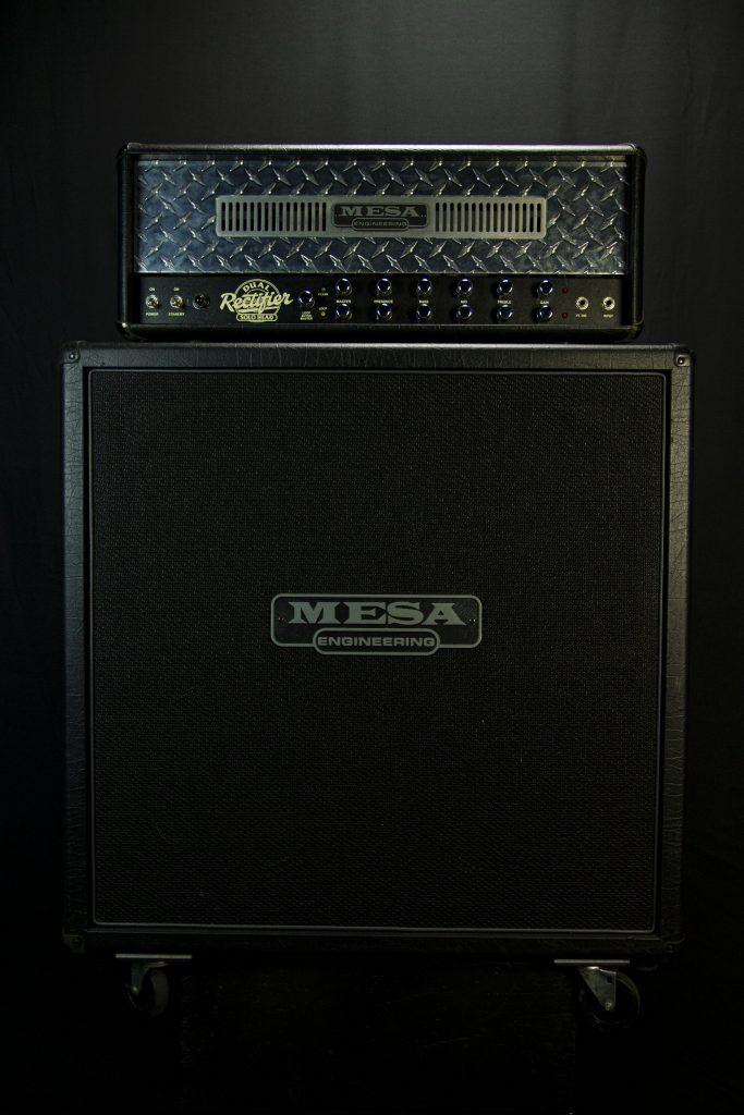 '96 Mesa Dual Rectifier w/ 4x12 Cab