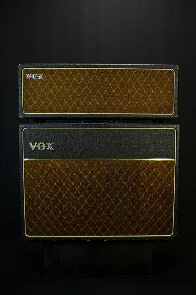 '64 Vox AC30TB w/ 2x12 Closed Back Cab